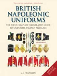 British Napoleonic Uniforms (inbunden)