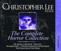 Christopher Lee Reads (cd-bok)