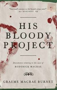 His Bloody Project (häftad)