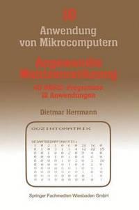 angewandte matrizenrechnung dietmar herrmann h ftad. Black Bedroom Furniture Sets. Home Design Ideas