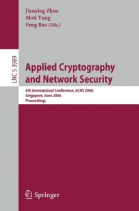 Applied Cryptography and Network Security - E-bok