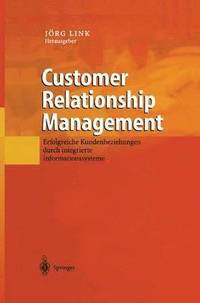Customer Relationship Management (inbunden)