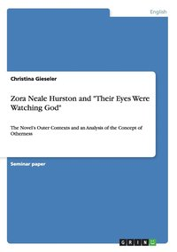 Zora Neale Hurston Analysis