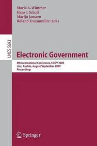 Electronic Government (häftad)