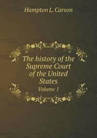 a history of the supreme court of the united states Article iii of the united states constitution calls for the establishment of a judicial  branch of the federal government, but the specifics of a supreme court were.