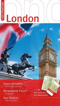 Destination London (h�ftad)