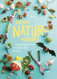 Barnens natur-hobbybok