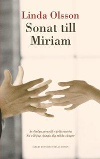 Omslagsbild: ISBN 9789100118426, Sonat till Miriam