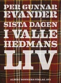 uppkopplad Sista dagen i Valle Hedmans liv pdf