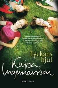 Omslagsbild: ISBN 9789113017433, Lyckans hjul