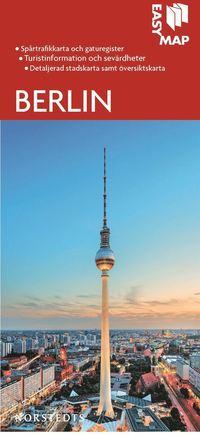läsa Berlin EasyMap stadskarta pdf epub