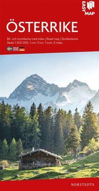 ladda ner Österrike EasyMap : Skala 1:300.000 epub, pdf