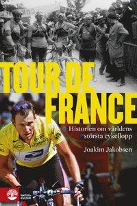 Bergskungar, spurtsegrar och gula ledartröjor. Få idrottshändelser har så starka symboler som Tour de France. Nu kommer historien om cyklingens mästarprov på svenska.