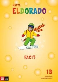 ladda ner online Eldorado matte 1B Facit, andra upplagan epub pdf