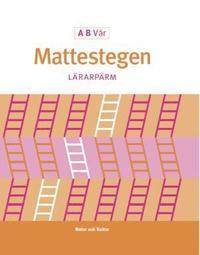 Mattestegen. A B, Vår. Lärarpärm epub, pdf
