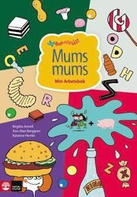 ladda ner online Kom och läs!. Mums mums : min arbetsbok pdf