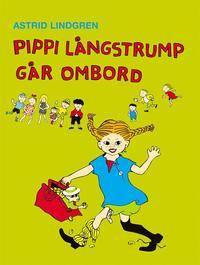 Omslagsbild: ISBN 9789129662818, Pippi Långstrump går ombord