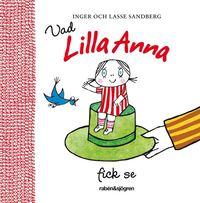 ladda ner Vad Lilla Anna fick se epub pdf