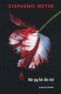 Omslagsbild: ISBN 9789132157103, När jag hör din röst