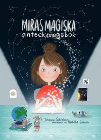 Bokomslag: Miras magiska anteckningsbok