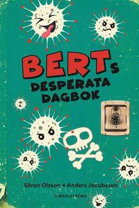 Bokomslag: Berts desperata dagbok