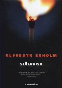 Omslagsbild: ISBN 9789132332623, Självrisk