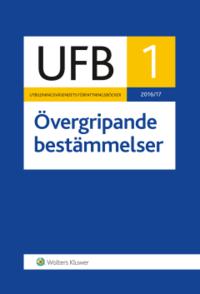 uppkopplad UFB 1 Övergripande bestämmelser 2016/17 pdf