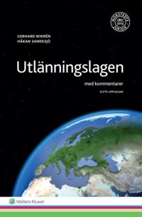 Utlänningslagen : med kommentarer pdf ebook