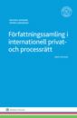 Författningssamling i internationell privat- och processrätt pdf epub