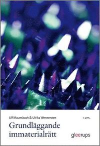 ladda ner Grundläggande immaterialrätt 3:e uppl pdf epub