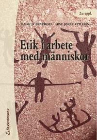 Omslagsbild: ISBN 9789144016894, Etik i arbete med människor
