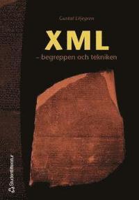 XML : begreppen och tekniken
