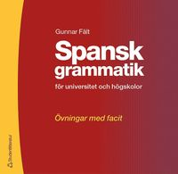 ladda ner Spansk grammatik för universitet och högskolor: Övningar med facit epub pdf
