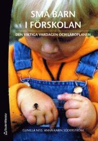 ladda ner online Små barn i förskolan : den viktiga vardagen och läroplanen epub, pdf