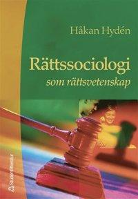 ladda ner Rättssociologi som rättsvetenskap pdf