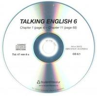 Talking English 6. Extra cd-sats texter pdf