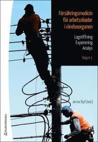 uppkopplad Försäkringsmedicin för arbetsskador i rörelseorganen : lagstiftning, exponering, analys. Volym 1 pdf ebook
