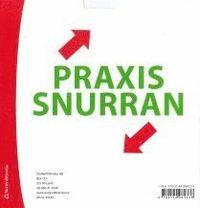 ladda ner Praxis snurra epub, pdf