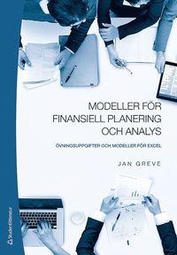 ladda ner Modeller för finansiell planering och analys : övningsuppgifter och modeller för Excel pdf, epub ebook