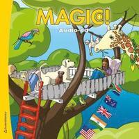 Magic! 1 Audio-cd pdf, epub ebook