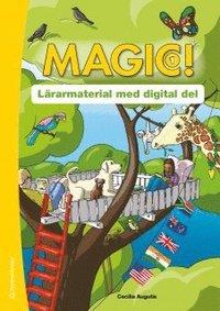uppkopplad Magic! 1 Lärarmaterial med digital del pdf epub