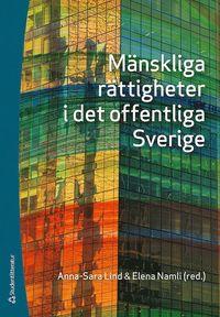 Mänskliga rättigheter i det offentliga Sverige epub, pdf