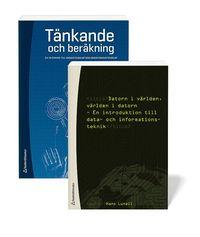 Tänkande och Beräkning & Datorn i världen - Bokpaket pdf epub