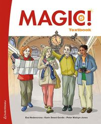 uppkopplad Magic! 5 Elevpaket (Bok + digital produkt) pdf epub