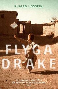 Omslagsbild: ISBN 9789146211839, Flyga drake