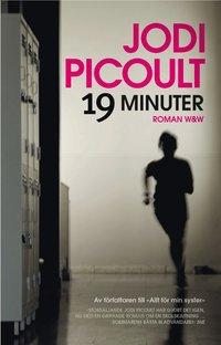 Omslagsbild: ISBN 9789146218036, 19 minuter