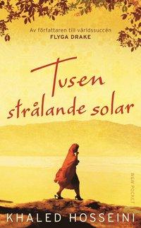 Omslagsbild: ISBN 9789146218807, Tusen strålande solar