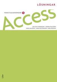 ladda ner Access 1, Lösningar epub, pdf