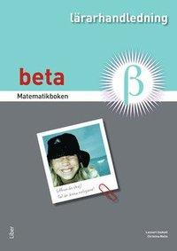 uppkopplad Matematikboken Beta Lärarhandledning epub, pdf