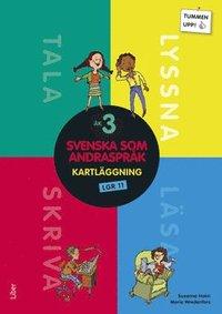 ladda ner Tummen upp! Svenska som andraspråk kartläggning åk 3 pdf, epub ebook
